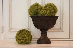 Mossy Accents...