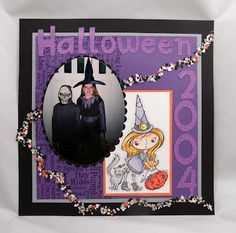Stamping & Scrapping in California: Kitty Candy Kiddo - #Stampendous #Halloween Hoot!!