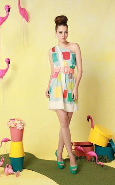 Nancy Ruched Dress