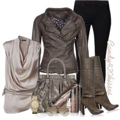 Chic Style Outfits 2012 | Chic Jacket | Fashionista Trends