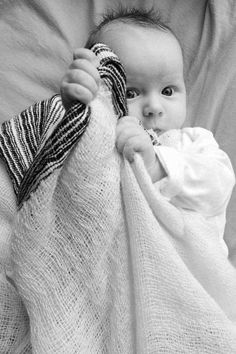 Temperature Regulating Blankets -  Helena Loermans Created a Comforter Ideal for Babies #babies #toddlers #cute #kids