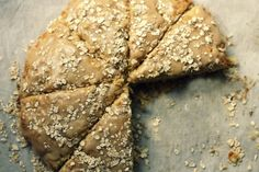 Scones are a special treat, saved for drop-in friends and family. These Maple Oatmeal scones are our very favorite.