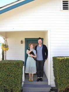 Jesse & Leia's Inspired Americana Bungalow