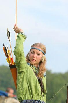 Slavic Archer