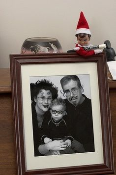elf on the shelf ideas – this particular one is hilarious… | best stuff
