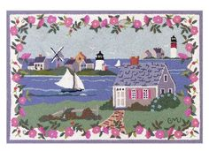 Claire Murray rugs!