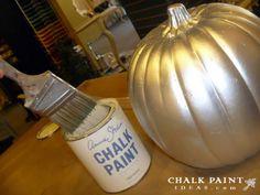Metallic Painted Furniture | ... Paint Ideas | Chalk Paint Furniture | Distressed Furniture | Shabby