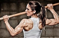 Do this workout plan to BURN FAT, build muscle in your biceps/triceps/shoulders, and develop ah-ma-zing arms.