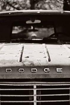 Vintage Dodge Truck | FamilyFreshCooking.com