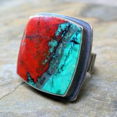Sonora Sunrise Ring