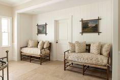 floor, bench, cushion