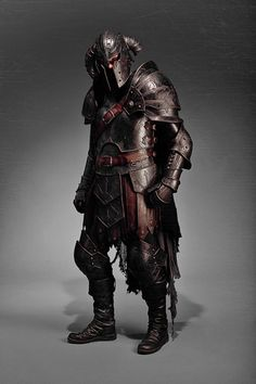 chaotic leather armor  www.vertugadins.com www.unjourdansletemps.com