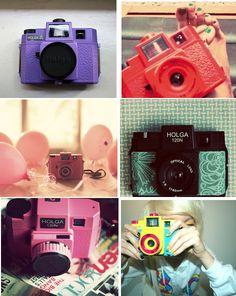 #Lo-Fi: Toy Camera.