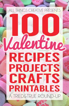 100 Valentine Crafts
