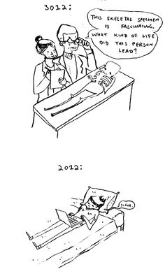 Archeology in 3012. Lol. :P