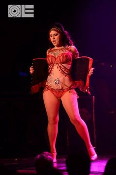 Danielle From American Pickers Burlesque