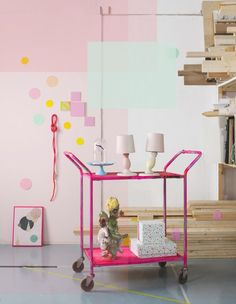 interior, pastels, jenni juurinen, color, jennijuurinen, neon, pink, bar carts, homes