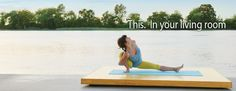 yoga videos on demand for beginner yoga classes, advanced yoga classes, and everywhere in between