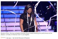 American Idol Winner Candice Glover - Gullah Geechee Heritage