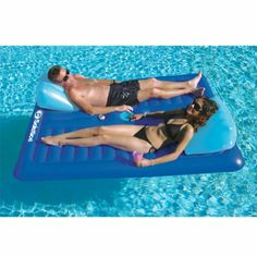 Overton's : Solstice Face2Face Lounger - Watersports > Lake & Pool Leisure > Floats & Lounges : Swimming Pool Lounges, Pool Floats, Pool Chairs, Rafts