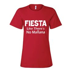 Fiesta Men's or Women's Cinco De Mayo Party TShirt by MadJoApparel, $18.00