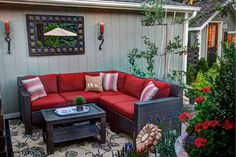 Outdoor Decor on Pinterest