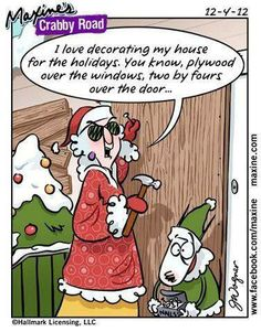 Have you put up your #christmasdecorations yet?! #funny #Santaletters http://www.fatherchristmasletters.co.uk/letter-from-santa.asp