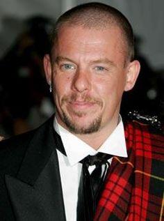 Fashion Designer, ALEXANDER McQUEEN