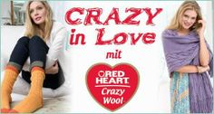 Crazy in love mit Crazy Wool