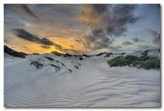 dunes in Aruba