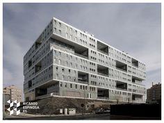 Celosia Building / MVRDV with Blanca Lleó