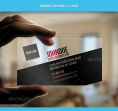 Business Card  #GraphicRiver        Description A transparent unique design that surely will stands out among other cards. This design is created using shape layer hence its fully editable and customizable. Full Vector. Sample logo included in the PSD file. 300DPI Print Ready File. File Included   1 PSD File  Font Used   Bebas Neue ( .dafont /bebas-neue.font)  Myriad Pro (Comes with photoshop)      Created: 18November11 GraphicsFilesIncluded: PhotoshopPSD Layered: Yes MinimumAdobeCSVersion: CS PrintDimensions: 3.5x2 Tags: 300dpi #artistic #black #businesscard #clean #cmyk #color #colors #company #corporate #creative #design #designer #drawing #elegant #graphic #multimedia #print #professional #simple #social #stylish #template #texture #transparent #unique #white