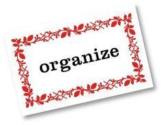 printables- organising labels (with US spelling...hmm...)