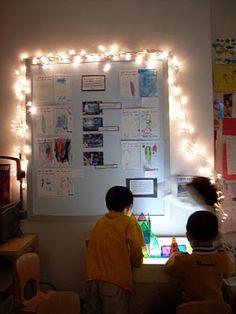 let the children play: learning spaces in reggio emilia inspired preschools