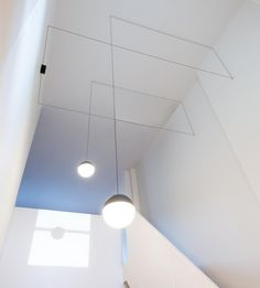 FLOS String Lights Are The Perfect Match For Modern Architecture