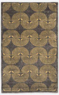 Luke Irwin rug.