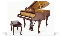 Steinway Art Piano.