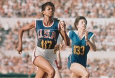 Wilma Rudolph: Born with polio, battled scarlet fever, wore a brace and orthopedic shoe….considered the fastest woman in the world in the 1960s. Boom! #run #women #WilmaRudolph