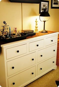 love this refinished dresser
