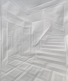 Incredible Folded Paper Art by Simon Schubert | Bored Panda