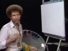 Bob Ross - Happy Little Clouds - This is such a happy song! :D