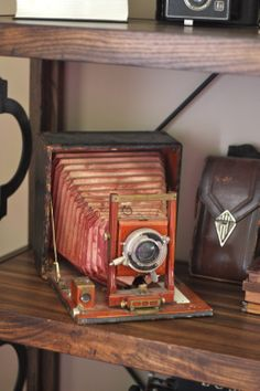 Another #vintage camera from #Goodwill for my collection.  #thrift #decor #home