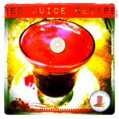 Red JUICE Recharge RECIPE~  Ingredients:  1/2 Medium Beet, 1 Blood Orange, 1/2 Apple, 1 Medium Cucumber--  How To Make:  Step 1⃣ Run all the ingredients through a juicer and serve! Option 2⃣ If you don't have a juicer... Blend all the ingredients together, then strain and serve!  #blendtobliss #rawjuice #superjuice #superfuel #health