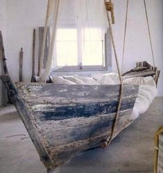 Bed boat
