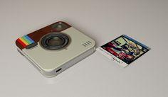 The Instagram Socialmatic Camera by ADR Studios