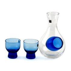 Cold sake set