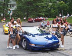 :-) chevrolet corvette