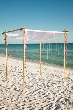 """Beach"" wedding"
