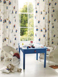 Paddington Bear™ - Nursery Tales Collection - Jane Churchill Fabric - for quilt (boy)