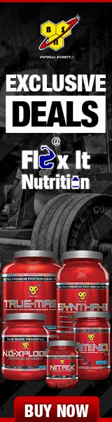 New sale price on BSN's new NO-Xplode 60 Servings $43.99 w/free shipping or buy 2 for 42.99 or 3 for 41.99 each!